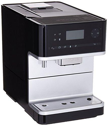Miele CM6350 Countertop Coffee Machine, Obsidian Black