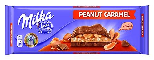 Milka Peanut Caramel (3 x 276g Tafeln)