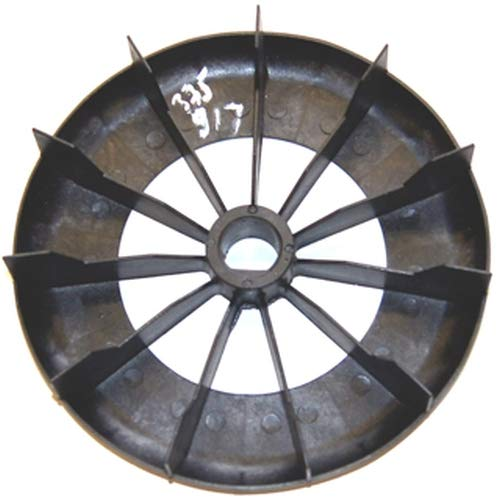 ATIKA Ersatzteil | Lüfterflügel 140mm für Betonmischer A/B/BM/Comet/EM/Format/HM/Mix/M/Power/Profi/SX