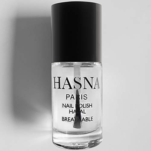 BASE & TOP COAT ATMUNGSAKTIVER NAGELLACK HALAL