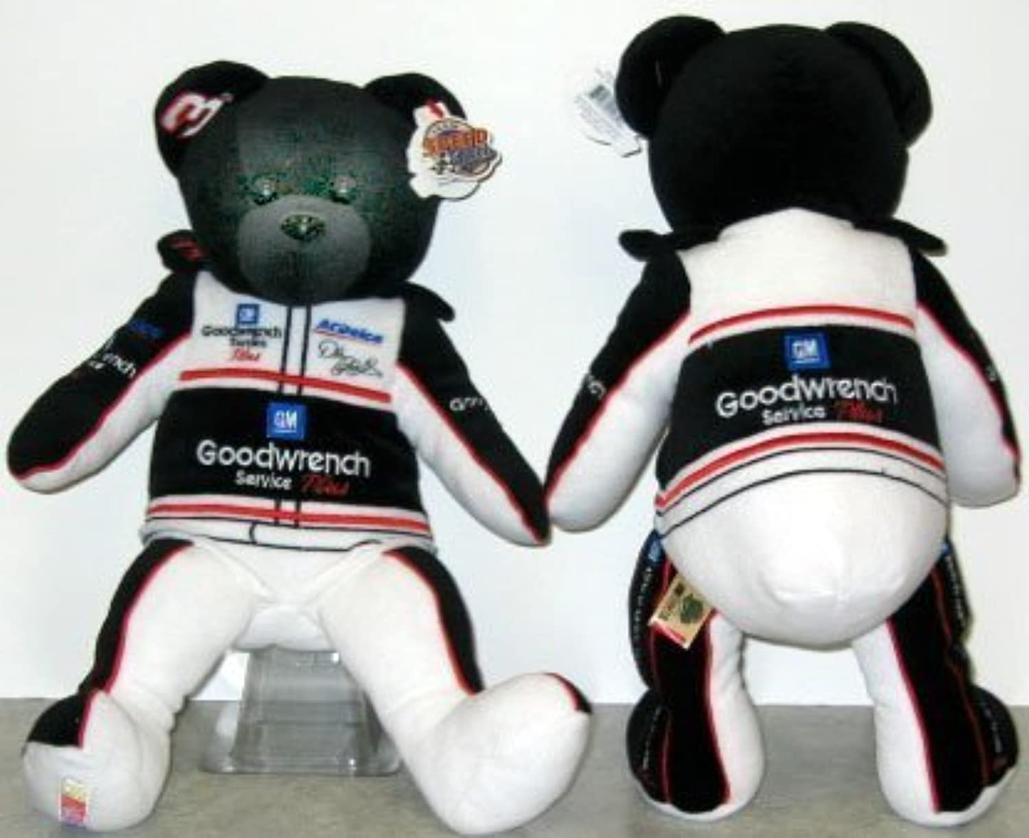 Dale Earnhardt Sr  3 Bear Team Speed GM Goodwrench Edition New With Tag NWT by Team Speed Bears