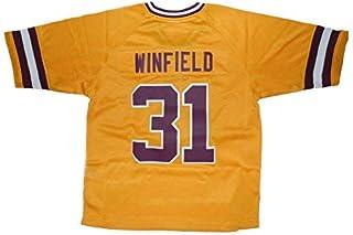 adidas Dave Winfield Minnesota Golden Gophers - Camiseta de béisbol de oro