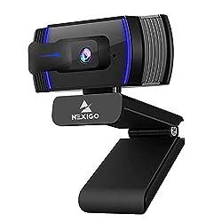 NexiGo FHD USB Web Camera, for Streaming Online Class