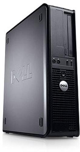 Dell Optiplex 755 Core 2 Duo E7300 2 x 2,66 GHz (Dualcore) | 2 GB | 160GB | DVD Brenner | Intel GMA 3100 256 MB | Office PC | gebraucht