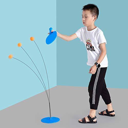 Best Deals! YYXX PENGYUCHANG Single Table Tennis Trainer Training Equipment Kit Ping Pong Balls Trai...