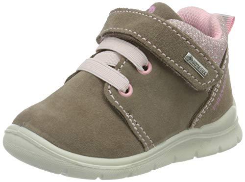PRIMIGI Baby-Mädchen PKKGT 63583 First Walker Shoe, Marmotta Visone, 23 EU