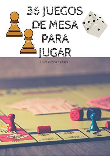 Juegos de mesa para la cuarentena: 36 juegos de cajas divertidos para grandes y chicos eBook: Soria, Anderson: Amazon.es: Tienda Kindle