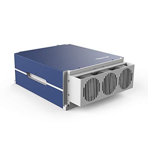 Fonte laser a fibra pulsata Raycus 20W MOPA PFL-P20MX per la macchina della marcatura del laser 1064nm
