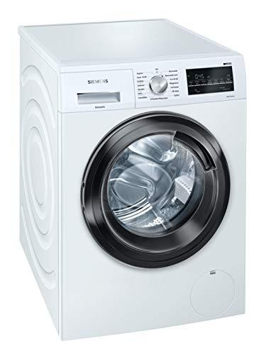Siemens WM14G400 iQ500 Waschmaschine / 8kg / A+++ / 1400 U/min / Outdoor Programm / varioSpeed Funktion / Nachlegefunktion / aquaStop
