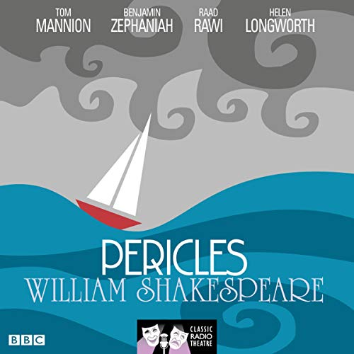 Pericles (BBC Radio 3: Drama on 3) cover art