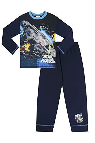 Pijama Largo de Star Wars Millennium Falcon de 5 a 11 años