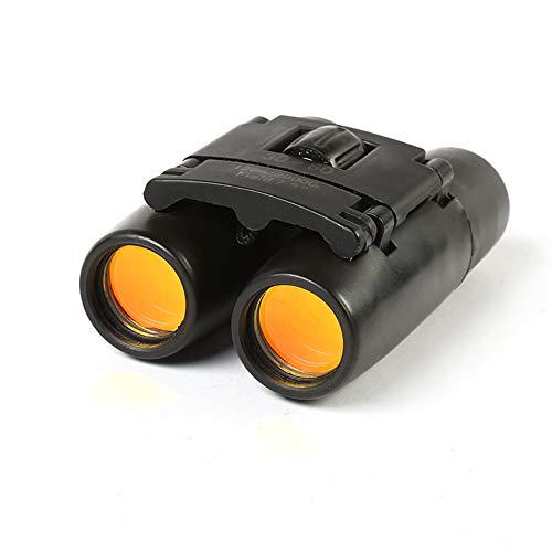 Binoculares compactos, 30x60 Mini binoculares Plegables para Adultos, pequeños binoculares con...