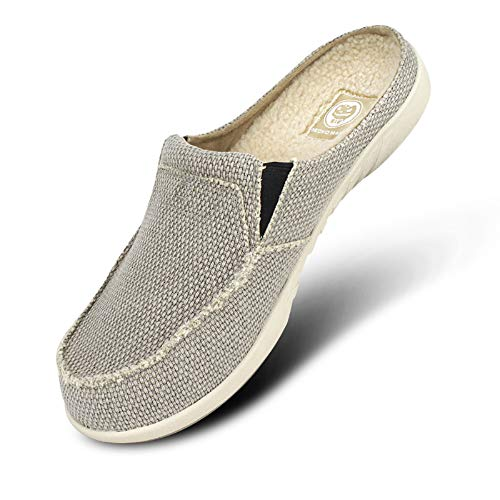 Best men's Slippers with Anti-Skid Rubber Sole