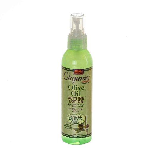 lotion hydratante organic olive oil setting lotion - Organics