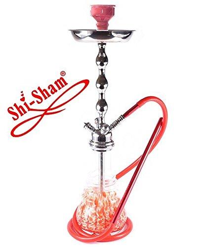 ShiSham NG Reloaded Silver-Shaft Red