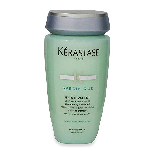 comparateur Kerastase – Gamme Spécifique – Bain Divalent Balancing Shampoo & Silicon Free for Normal to Damaged Hair – 250 ml