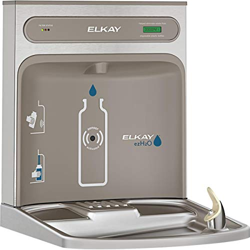 Elkay LZWSRK EZH2O RetroFit Bottle Filling Station Kit, Filtered Non-Refrigerated