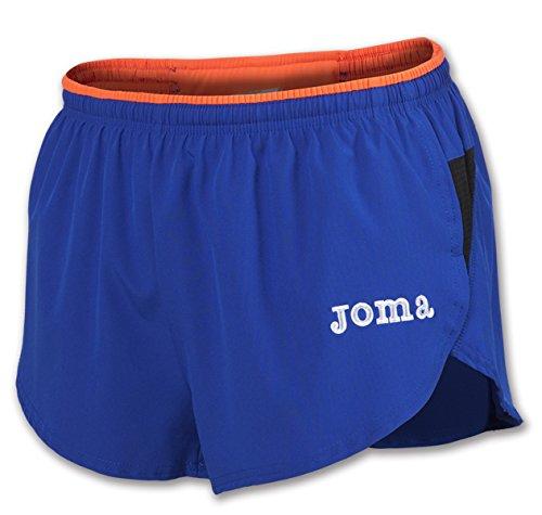 Joma Elite Pantalones Cortos, Unisex Adulto, Azul Royal, XS