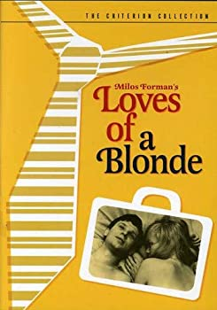 Loves of a Blonde  The Criterion Collection