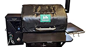 Green Mountain Grills Thermal Blanket for Daniel Boone Pellet Grill by legendary Green Mountain Grills