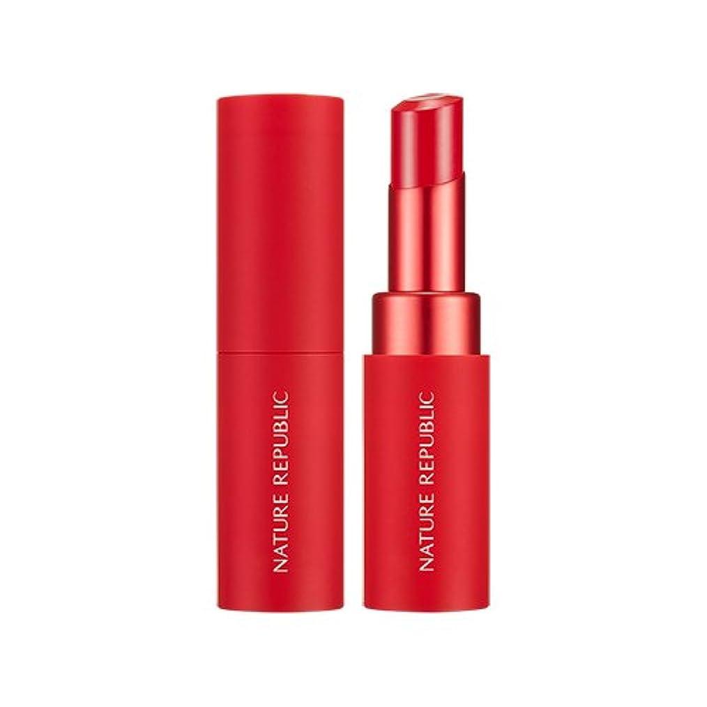 ハンマー著名な簡単にNATURE REPUBLIC Real Matte Lipstick (05 Sparkling Pink) / ネイチャーリパブリック リアルマットリップスティック [並行輸入品]