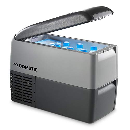 Dometic CoolFreeze CDF 26, tragbare elektrische Kompressor-Kühlbox/Gefrierbox, 21 Liter, 12/24...