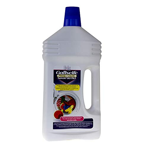 CADO MAT Flasche 1 Liter Gallseife Fleckenlöser für Maschine und Handwäsche