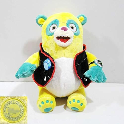 Xin Yao Store Anime Cartoon Spezialagent OSO Plüschtier OSO Weiche Puppe Für Kinder Geschenk 35Cm