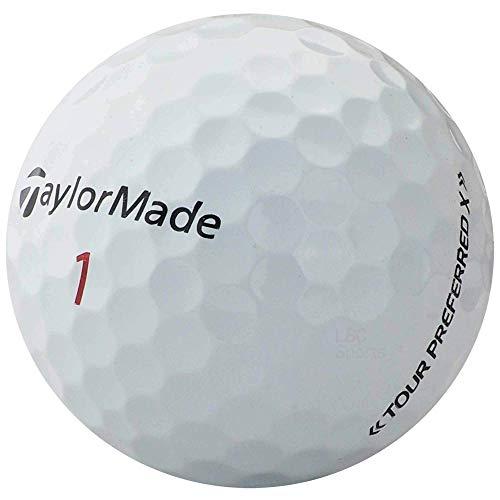 LBC-sports 36 Taylor Made heliobil 2015 Tour Preferred X palle AAAA/AAA Lake balls