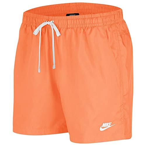 Nike Herren AR2382-871 Boardshorts, Orange Trance/White, M