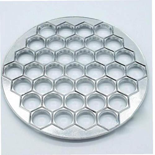 Bola De Masa del Molde 37 Agujeros De Masa Hervida Fabricante De Aluminio Ravioli De Moldes De Masa Hervida Que Hace Las Herramientas Práctico Gadgets De Cocina