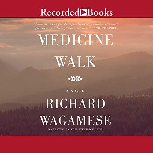 Page de couverture de Medicine Walk: International Edition