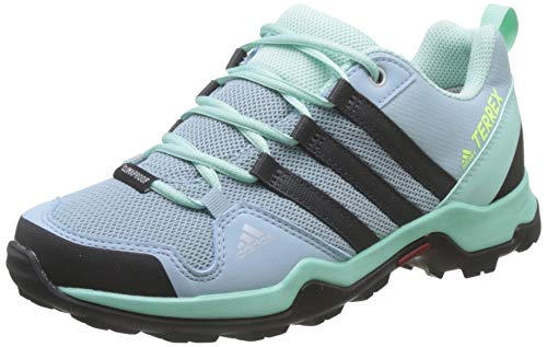 Adidas Terrex Ax2r Cp K, Unisex-Kinder Wanderschuhe, Mehrfarbig (Multicolor 000), 34 EU (2 UK)
