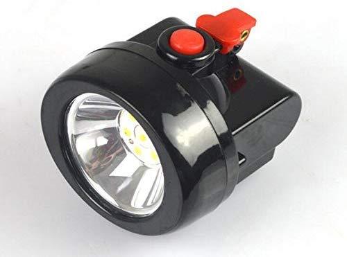 Stirnlampe,Integrierter Minenarbeiter-Scheinwerfer führte kabellose Bergbaulampe