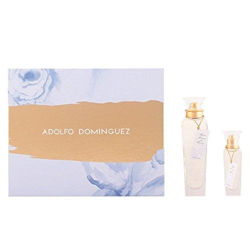 Adolfo Dominguez Agua Fresca de Rosas Set Regalo - 2 Piezas