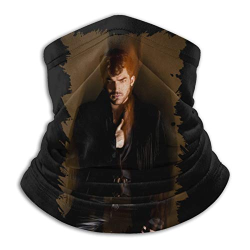 Adam Lambert The Original High Elasticity Fashion Microfiber Neck Warm Face Mask Scarf Unisex Winddicht Staubdicht