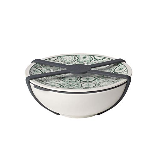 Villeroy & Boch To Go Jade Schale M, Premium Porzellan, 350ml