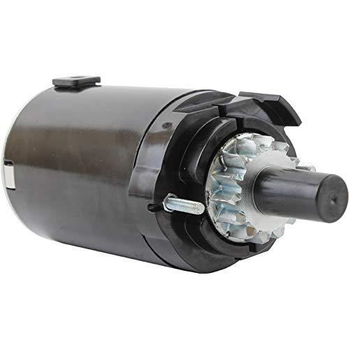 DB Electrical SAB0145 New Starter For New Holland Turn Lawn Mower G4010 G4020, Toro Tractor Lx420 Lx425 Lx460 Lx465 G4010 G4020 Z4200 Z4220 19 21 Hp Kohler 20-098-01 20-098-01-S 20-098-05 20-098-05-S