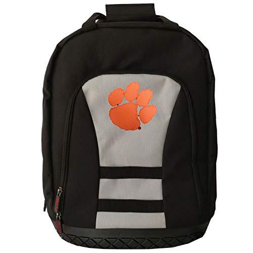 NCAA Clemson Tigers Tool Organizer & Storage Backpack, Gray