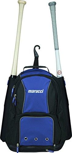 Marucci Travel Ball Bat Pack, Black/Royal Blue