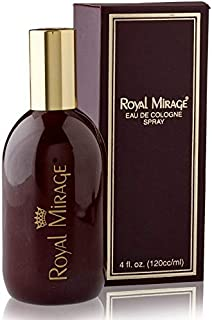 Royal Mirage Brown for men-120ml Eau de Toilette
