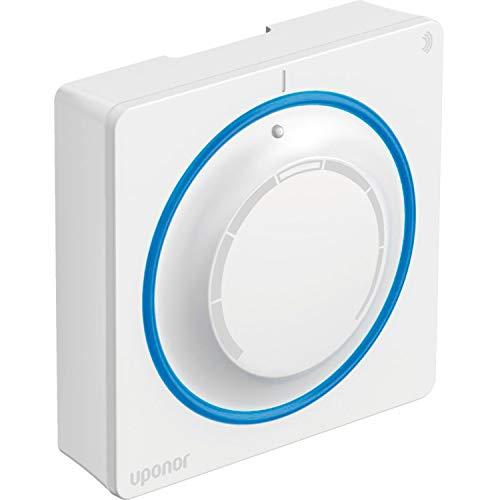 Termostato público estándar Smatrix Wave T-165 POD RAL9016, hasta 4 controladores en un sistema, con función autoequilibrado, color blanco (referencia 1086981)