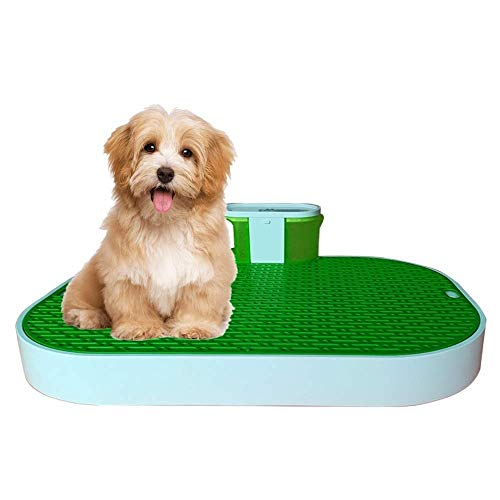 Wonpad A Novel Smart Self-Cleaning, Automatic Indoor Pet Potty-A Revolutionary Station That Captures, Processes And Contains Liquid Dog Waste, That just may improve your relationship with Fluffy