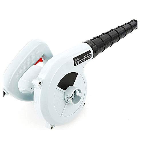 CHENJIA Soplador de Hojas, barredora, soplador de Polvo de Aire eléctrico 600W soplador de Hojas 600W Puede usarse como aspiradora for Muebles de computadora y soplador Multifuncional del automóvil