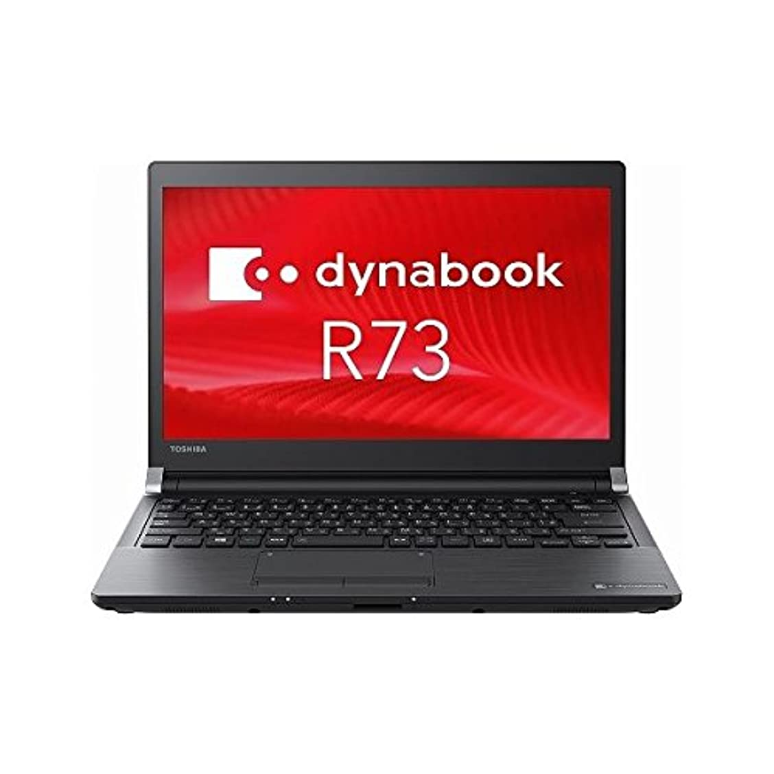 押すレビューナイロン東芝 dynabook R73/D:Corei5-6300U、4GB、500GB_HDD、13.3型HD軽量?高輝度、SMulti、WLAN+BT、標準モデル、Win732-64Bit、Office無