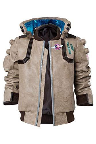 MingoTor Superheld Outfit Jacke Cosplay Kostüm Merchandise Herren XL