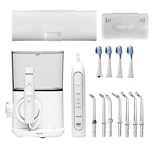 Waterpik Complete Care 9.0 Kit. 1 White Complete Care 9.0 Sonic Electric...