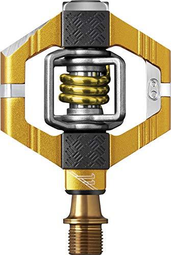 crankbrothers(クランクブラザーズ) 超軽量 ビンディングペダル キャンディ11 V2 ゴールド 574608
