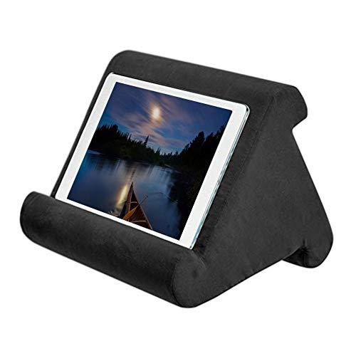 Euopat-Kissenständer , Buchablage, Tablet-Sofa, Laptop-Kissenhalter, Mini-Tablet-Computer-Tablet-Halter, E-Reader, Smartphones