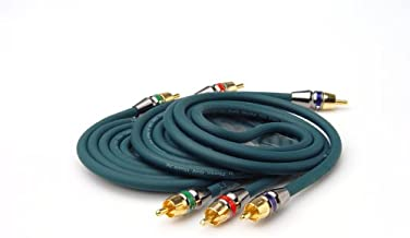 PHOENIX GOLD VRX-660CV Gold Level High-Definition Component Video Cables 20 ft (Discontinued by Manufacturer)